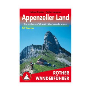 Appenzeller Land - 50 Touren