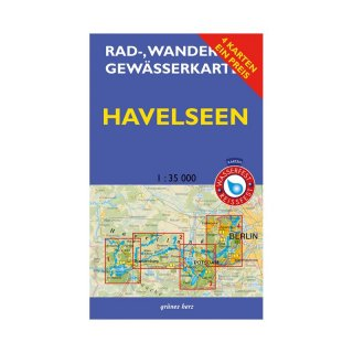 Havelseen Karten-Set  1:35.000