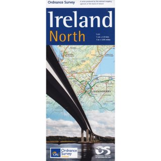 Ireland North 1:250.000