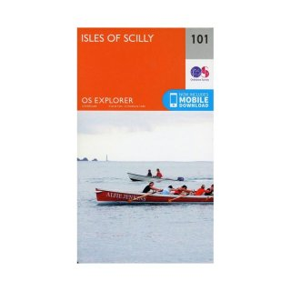 No. 101 - Isles of Scilly 1:25.000