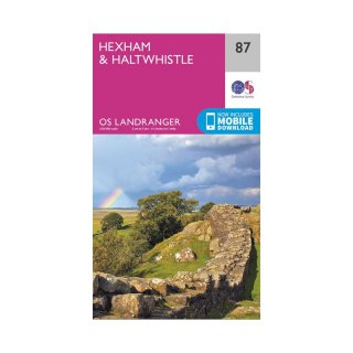 No.  87 - Hexham & Haltwhistle 1:50.000