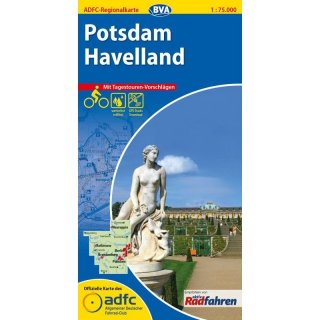 Potsdam/Havelland 1:75.000