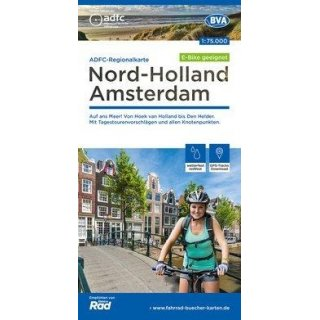 Nord-Holland Amsterdam 1:75.000