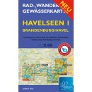 Havelseen 1 (Brandenburg/Havel)  1:35.000