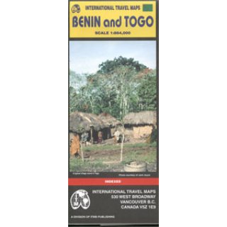 Benin and Togo 1:864.000