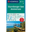 WK 180 Starnberger See/Ammersee 1:50.000