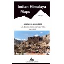 Indian Himalaya Maps - Sheet 3 - 1:200.000