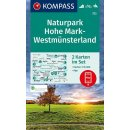 WK 753 Naturpark Hohe Mark - Westmünsterland 1:35.000