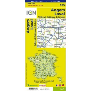 125 Angers / Laval 1:100.000