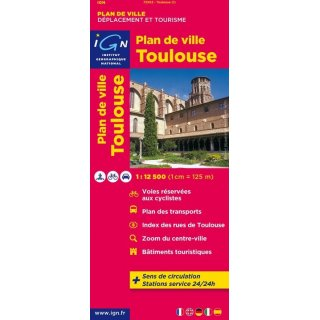 Toulouse 1:12.500