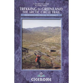Trekking in Greenland - Arctic Circle Trail