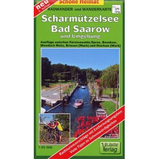 080 Scharmützelsee/Bad Saarow 1:35.000