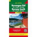 Norwegen Süd 1:250.000