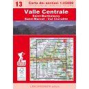 13 Valle Centrale 1:25.000