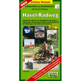 172  Havel-Radweg 1:50.000