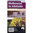 Melbourne to Adelaide 1:900.000
