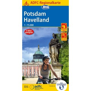 Potsdam Havelland 1:75.000