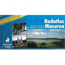 Radatlas Masuren 1:75.000