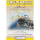 Penisola Sorrentina (Halbinsel Sorrent) 1:35.000