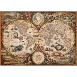 Ray & Co. Vintage World Map - LandkartenSchropp.de Online Shop