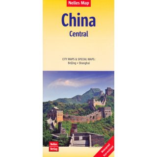 China Central 1:1.750.000